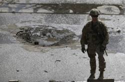 Voják NATO v Afghánistánu