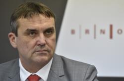 Brněnský primátor Petr Vokřál