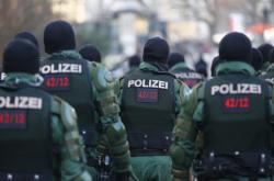 Policie v Německu