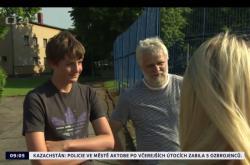 Svědci střelby na český autobus ve Francii.