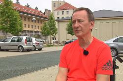 Strojvedoucí Jan Černý