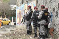 Brazilská policie