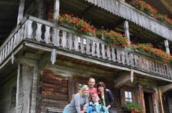 Márovi navštívili v Rakousku místo, kde se natáčel seriál Doktor z hor