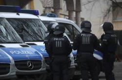 Zásah německé policie