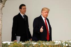 Jared Kushner s Donaldem Trumpem