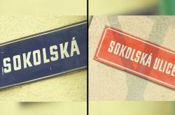 Dvě stejné ulice v jedné obci