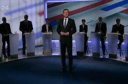 Předvolební debata 9. října