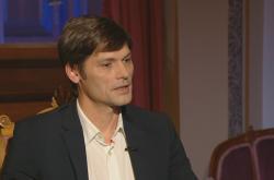 Marek Hilšer v Interview ČT24
