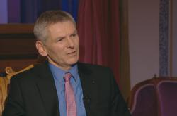 Jiří Hynek, kandidát na prezidenta
