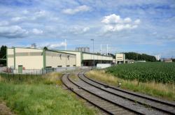 Továrna Agrana v rakouském Aschach an der Donau
