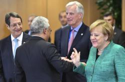 Schůzka zemí EU k brexitu