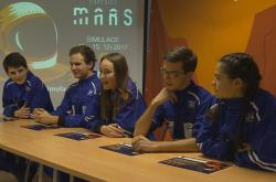Účastníci Expedice Mars 2017