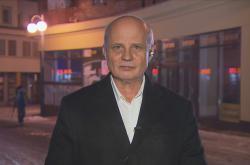Michal Horáček, kandidát na prezidenta