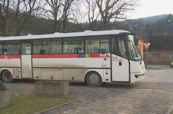 Autobusy z Vysočiny končí v Tišnově