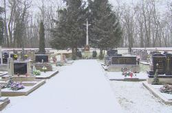 Hřbitov v Křídlůvkách