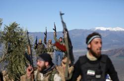 Turečtí vojáci chtějí obsadit severosyrské město Afrín