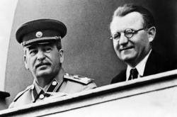 Stalin a Gottwald