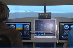 Simulátor létání
