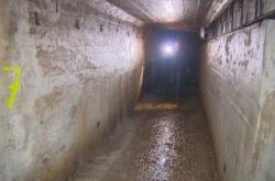 Tunel pod Mostní ulicí je ve špatném technickém stavu