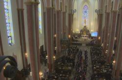 Kostel Nejčistšího srdce Marie ve Varšavě