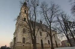 Poutní areál s kostelem Navštívení Panny Marie ve Frýdku-Místku