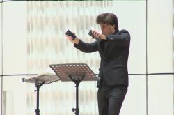 Hudební skladatel a dirigent Pierre Bassery