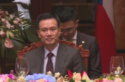 Šéf skupiny CEFC Jie Ťien Ming