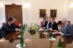 Jednání ANO a ČSSD o vládě