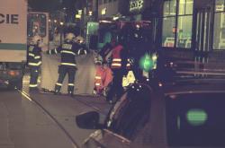 Po nehodě