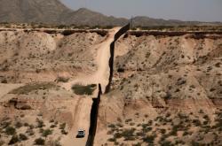 Hranice mezi Spojenými státy a Mexikem