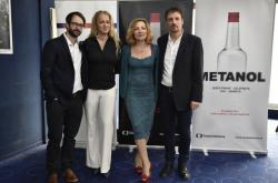 Tvůrci filmu Metanol na premiéře ve Zlíně