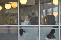 Restaurace Waffle House, kde útočník zastřelil čtyři lidi