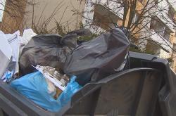 V Brně ročně skončí v popelnicích více než 60 tisíc tun odpadu