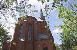 Evangelický Ježíšův kostel ve Frýdku-Místku
