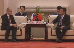 Do Číny přijela podpořit obchodní zájmy Česka mise ministerstva průmyslu s podnikateli