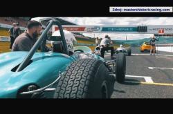 Závod historických vozů Formule 1