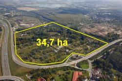Průmyslová zóna Hrušov