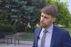 Adam Soustružník, mluvčí Ostravské univerzity