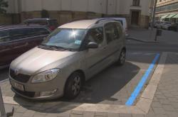 Vozíčkáři se s autem do centra Brna bez výjimky nedostanou