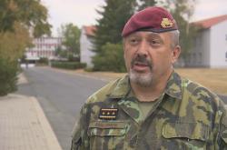 Armádní šéf Aleš Opata