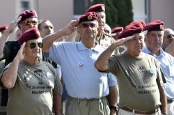 Výsadkáři se 50 let po okupaci setkali v Holešově