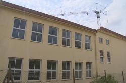 V Rosicích zateklo střechou do školy