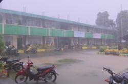 Filipíny před tajfunem Mangkhut