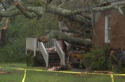 Hurikán Florence v Severní a Jižní Karolíně