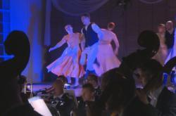 V kroměřížské Květné zahradě zazněly melodie rakousko-uherských tanců