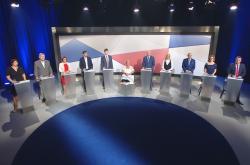 Předvolební debata v Brně