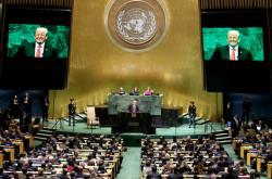 Donald Trump v OSN