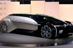 Renault EZ-GO je robotický vůz pro využití ve veřejné dopravě. S dveřmi umístěnými vpředu, omezením rychlosti a autonomní jízdou klade podle výrobce důraz především na bezpečnost cestujících.