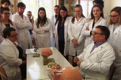 Výuka na lékařské fakultě