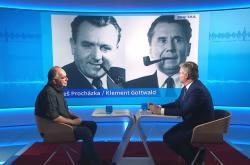 Ondřej Trojan hostem Interview ČT24